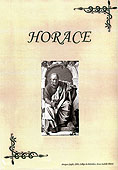 Horace par Morgan Gugler